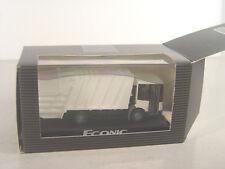 Econic Preßmüllwagen - Wiking Mercedes Benz Sondermodell weiss  - HO 1:87 - gebr
