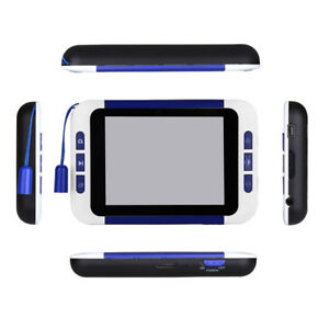 Pro Color LCD Pocket Electronic Video Magnifier 4 Low Vision Read Aid 32x