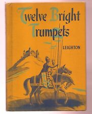 TWELVE BRIGHT TRUMPETS - 1942-ACTRESS MARGARET LEIGHTON SIGNED HB 1ST