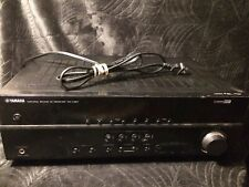 Yamaha RX-V367 Natural Sound AV Receiver Preowned Tested Working No Remote HDMI