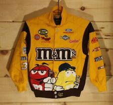 Official Chase Authentics M&M Nascar Racing Elliot Sadler Jacket Kids Size XS