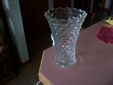 "Homco American style 7 3/4"" flared vase"