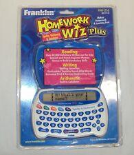 New listing New omework Wiz Plus Franklin Hw-216 Handheld Electronic Speller & Dictionary