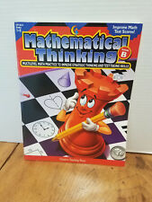 Mathematical Thinking Level B Grades 1-2  Math Education Homeschooling Textbook