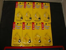 8 Laker The Crappie Spin Cs16-5 Yellow x4 Cs16-1 White x4 1/16oz Fishing Lures