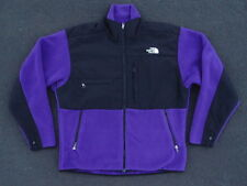 Vintage 90s North Face Denali Fleece Jacket Size M Purple Ski Snow Coat Winter