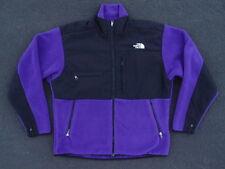 Vintage 90s North Face Denali Fleece Jacket Size M Purple Ski Snow Coat Winter