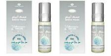 2 MUSCHIO BIANCO 6ml By Al Rehab Best Seller 6ml Profumo/Olio/Attar