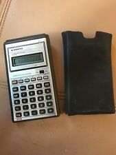 Sanyo CZ 1244 Powergrad System Scientific Calculator
