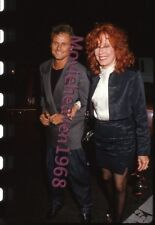 Michael Des Barres & Pamela VINTAGE 35mm SLIDE TRANSPARENCY 10657 NEGATIVE PHOTO