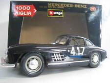Mercedes-Benz 300 SL 1954  1000 MIGLIA  #417  Bburago  1:18  OVP