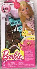Barbie Accessories 2 Pairs Shoes, Purse, Headband Nrfp