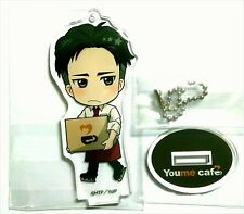 Yuri!!! on ICE Youme Cafe Limited acrylic stand key chain Otabek Altin