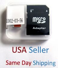 New 32GB Micro SD Card Flash Memory Class 10 with Adapter Unbranded/Generic