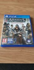 ps4 game used assassins creed syndicate