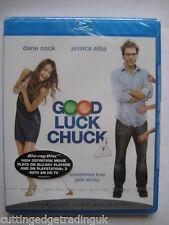 Good Luck Chuck (Blu-ray, 2008) NEW SEALED Region B PAL