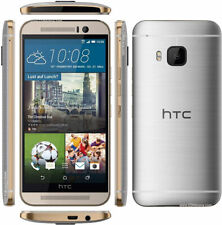 Unlocked HTC One M9 32GB 20 MP 4G Android Smartphone In Silver