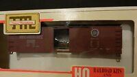 Train Miniature HO Vintage PRR X-29 Boxcar kit, NIB