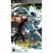 Used PSP Dies irae ~Amantes amentes  SONY PLAYSTATION JAPAN IMPORT