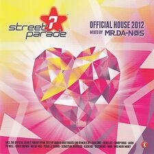 STREET PARADE - OFFICIAL HOUSE 2012 / CD - TOP-ZUSTAND