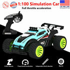 2.4Ghz Wireless Remote Control High Speed Electric RC Offroad Car Truck for Kids