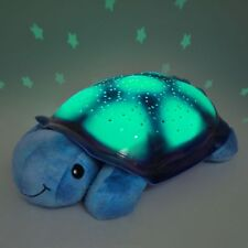 14-in Home Baby Children Sleep Twilight Turtle Constellation Nightlight Lamp