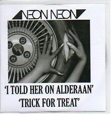 (782B) Aeon Neon, I Told Her On Alderaan - DJ CD
