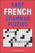 Grammar Language Course Books in French