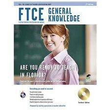 FTCE General Knowledge: Florida Teacher Certification Examinations: TestWare Edi