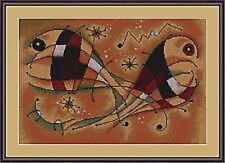 Abstract Art 5 Counted Cross Stitch Kit  Luca-s -  B2205 36.5cm x 25.50cm