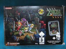 GameCube - Legend of Zelda Four Swords Adventures - BIG BOX Deutsch - Spiel MINT