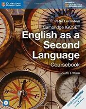 Cambridge IGCSE english as a second language. Coursebook. - Blocco #33e34
