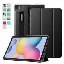 Case for Samsung Galaxy Tab S6 Lite 10.4'' 2020 P610 Stand Cover Auto wake Sleep