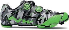 Zapatillas MTB Northwave Extreme XC Reflexivo Camo / Green Fluo / Shoes V .