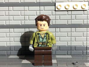 Lego DC Wonder Woman Steve Trevor Minifigure (76075) sh394