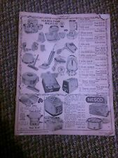 Old vintage or antique farm & fleet catalog magazine booklet prices pictures