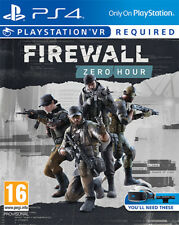 Firewall Zero Hour (PS VR Richiesto) PS4 Playstation 4
