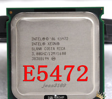 Intel Xeon E5472 3.00GHz/12MB/1600MHz SLANR LGA771 CPU Processor