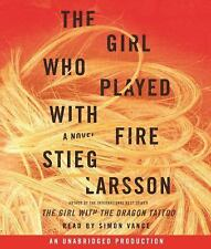 The Millennium Trilogy: The Girl Who Played with Fire No. 2 by Stieg Larsson (20