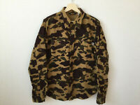 Vintage Bape A Bathing Ape Camo Long sleeve shirt