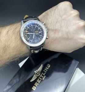Breitling Navitimer Men's Black Ref: A24322