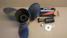 Genuine Mercury mariner outboard STAINLESS STEEL propeller LASER 2 115 hp and up