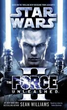 The Force Unleashed II, Williams, Sean, Good Condition, Book