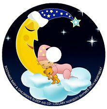 SOOTHING BABY & CHILDREN'S SLEEP AID CD - LULLABY NURSERY RHYMES WITH HEARTBEAT