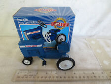 ERTL 1/8 SCALE FORD 8000 PEDAL TRACTOR FARM TOY MUSEUM EDITION RARE!!