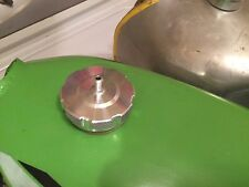 1974-76 Kawasaki KX125,250,400 & 450, 1978 KX250, KT Trials, Billet Gas Cap