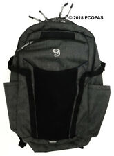 Mountain Hardwear Agama 31 L Laptop Backpack Graphite Gray Black Holiday Travel