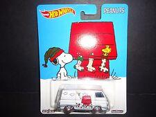 Hot Wheels Dodge A100 66 Silver Peanuts 1/64 DLB45-956E