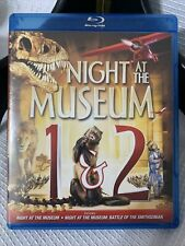 Night At the Museum 1 & 2 Battle at Smithsonian (Blu-ray Combo) Ben Stiller 14