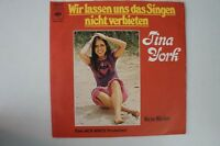 Tina York Wir lassen uns das Singen nicht verbieten CBS 2746 B4480